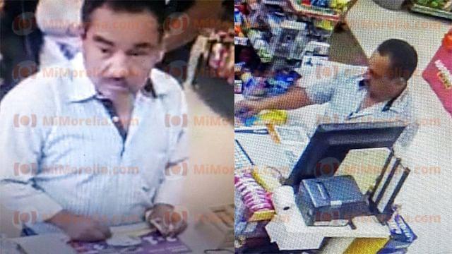 Buscan a estafador de tiendas de conveniencia, opera Michoacán y Guerrero