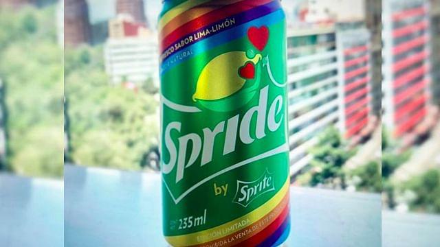 Sprite cambia de nombre y su imagen para celebrar el orgullo LGBT