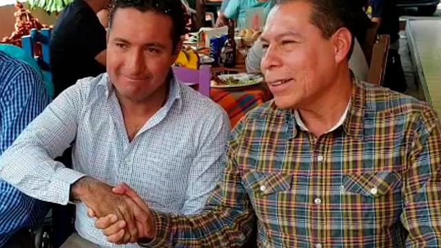 Candidato del PRI reconoce triunfo de MORENA – PT en el distrito local de Pátzcuaro