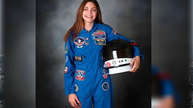 Alyssa Carson, podría ser la primera persona en ir a Marte