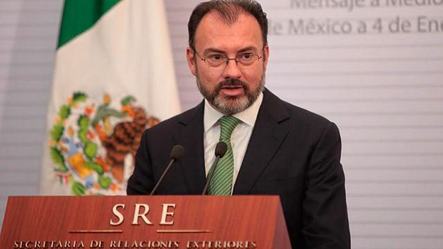 México condena uso de fuerza letal en contra de estudiantes y civiles en Nicaragua