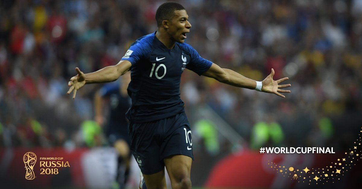 ¡Francia se corona como nuevo campeón del mundo!
