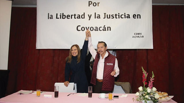 María Rojo demandó la anulación de la elección Coyoacán por anomalías comiciales