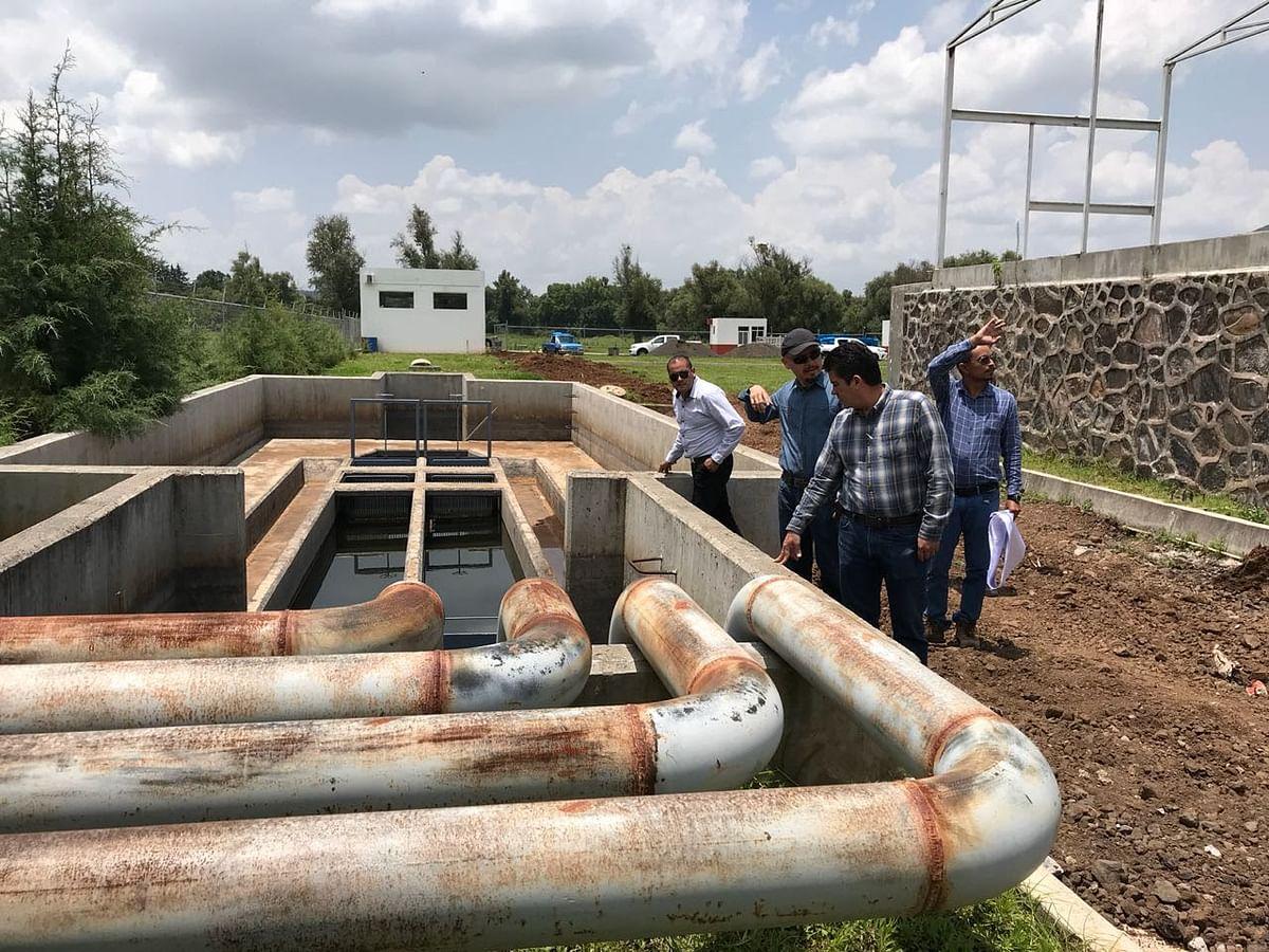 Destinan más de 19 mdp a obras de saneamiento en Quiroga y Tzintzuntzan