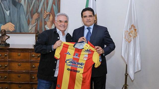 Consolida gobernador alianzas para impulsar el deporte