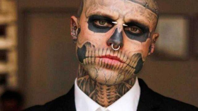 """Encuentran muerto al modelo y artista """"Zombie Boy"""""""