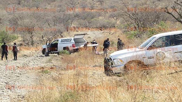 Empleado de gasera es encontrado sin vida con lesiones de bala en una cueva
