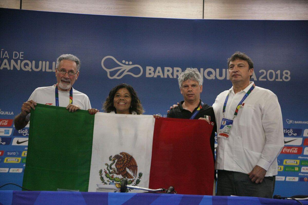 México, el ganador de Barranquilla con 341 medallas