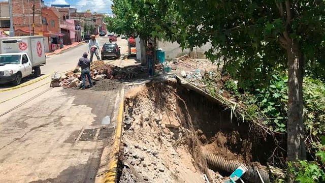 Cabildo de Zitácuaro autoriza obra para atender problemática de la calle Moctezuma oriente