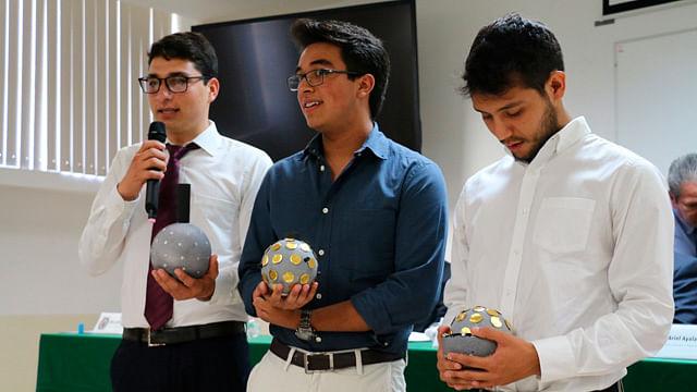 Premian proyecto nicolaita que busca aprovechar energía de sismos