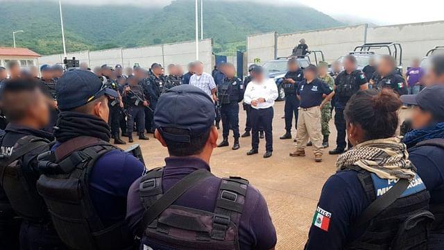 Refuerzan operativo en la región Sierra-Costa