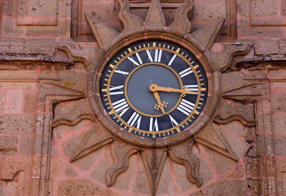 Reloj de la Catedral moreliana, un tesoro conservado por más de dos siglos