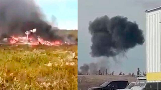 Se registra fatal accidente de helicóptero en Rusia; no hay sobrevivientes