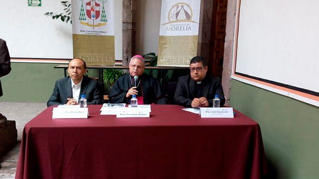 Se pronuncia Arquidiócesis de Morelia por diálogo con quienes ejercieron violencia