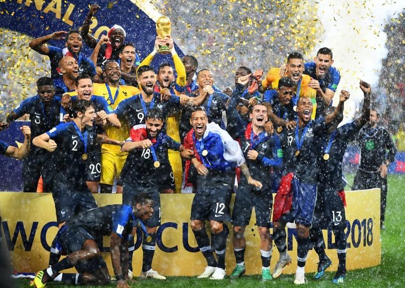 Francia estrena corona mundial con liderato en ranking FIFA
