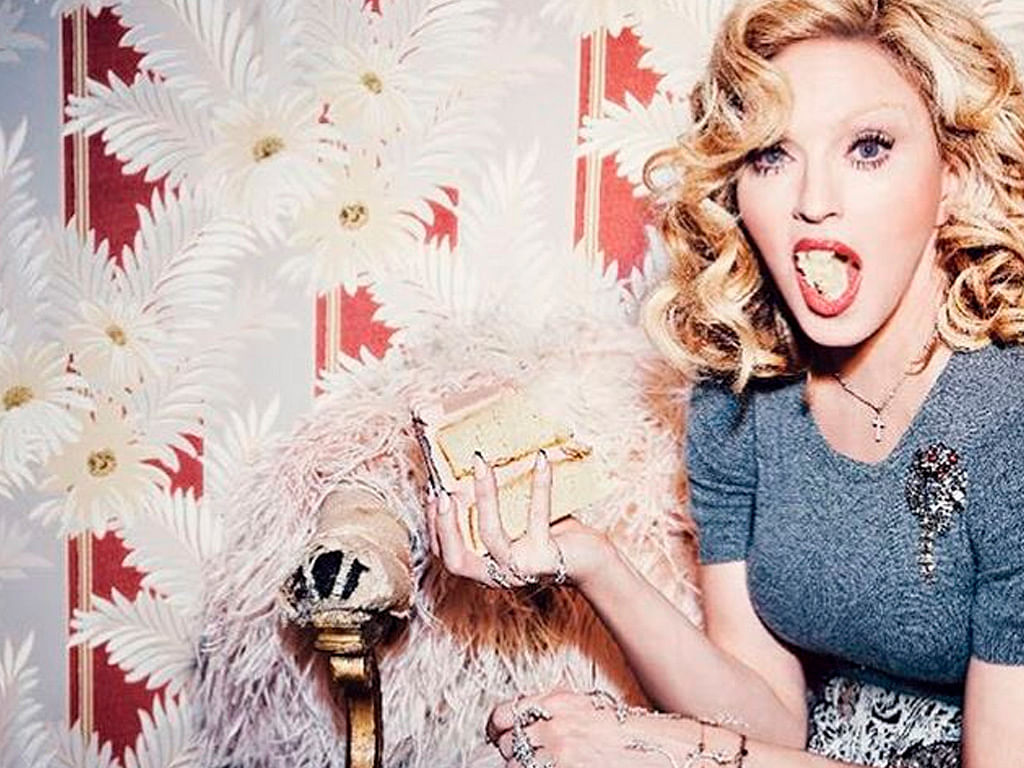 La Reina del Pop, Madonna, llega a las 60 primaveras