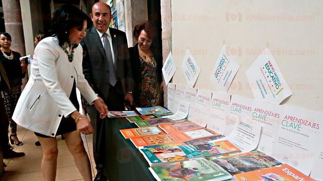 Presentan en Michoacán el Nuevo Modelo Educativo
