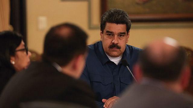 Hallan pruebas para condenar a Nicolás Maduro a 18 años de cárcel