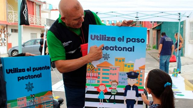 SSP imparte medidas de prevención a menores en Morelia