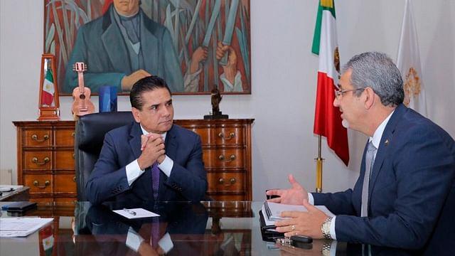 Revisa gobernador agenda por la transparencia de la administración estatal