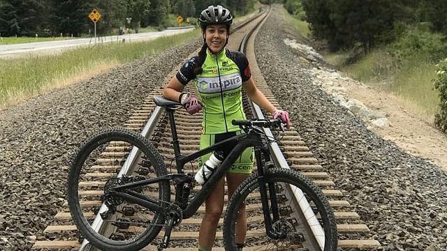Ciclista michoacana se prepara para Mundial en Suiza