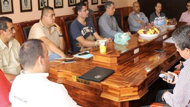 Acuerda Gobierno del Estado, instalación de Mesa de Seguridad y Justicia Sierra-Costa