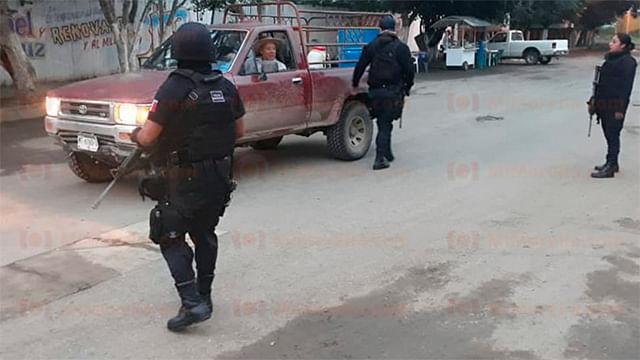 Detienen a cuatro por hechos delictivos y aseguran droga y vehículos en Zamora
