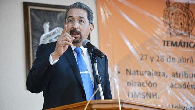 Urge rector a legisladores a otorgar recursos suficientes a las universidades públicas