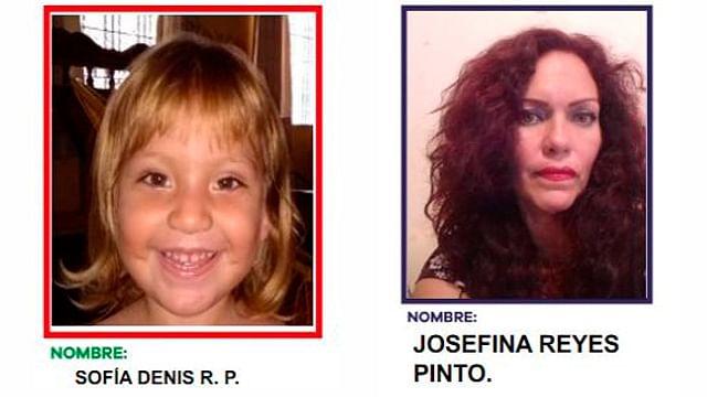 Piden ayuda para localizar a mujer y niña desaparecidas en Michoacán