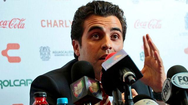 Destituyen a Marcelo Leaño del banquillo de Necaxa