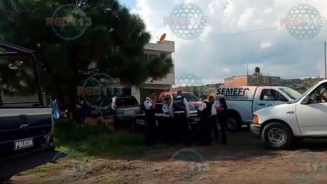 Muere hombre por descarga eléctrica, en Morelia [Video]