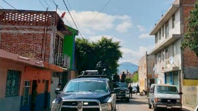 Realizan operativo de vigilancia en Zamora