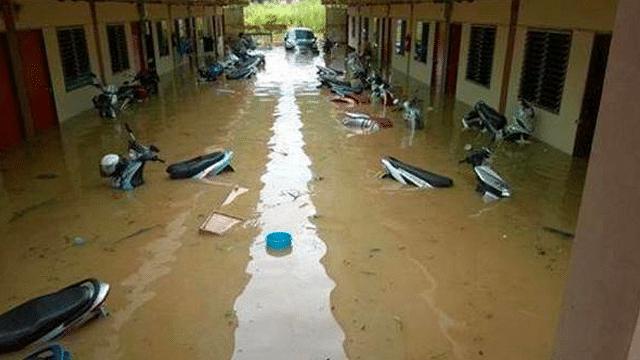 Van 20 personas muertas por fuertes lluvias en Italia
