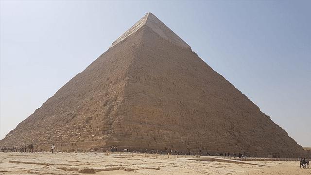 Al fin podrían haber descubierto cómo se construyeron las pirámides de Egipto