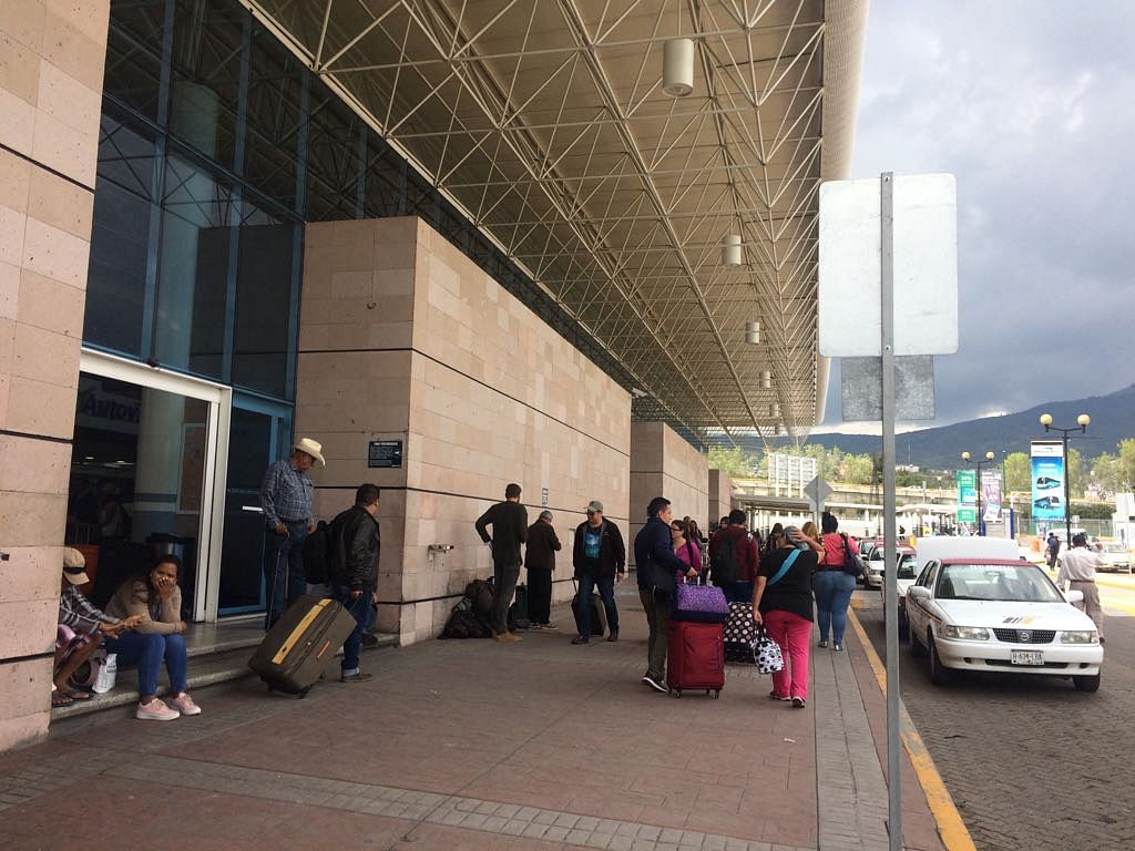 Reporta TAM de forma preliminar afluencia de 90 mil pasajeros por Noche de Muertos