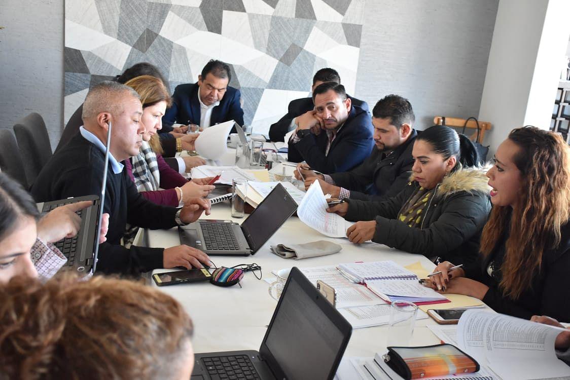 Aprobaron en comisiones dictamen de Presupuesto de Egresos 2019 para Michoacán