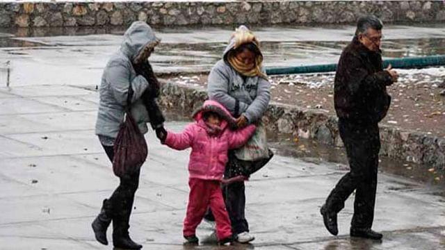 Este jueves, el día más frío en Morelia en lo que va de la temporada