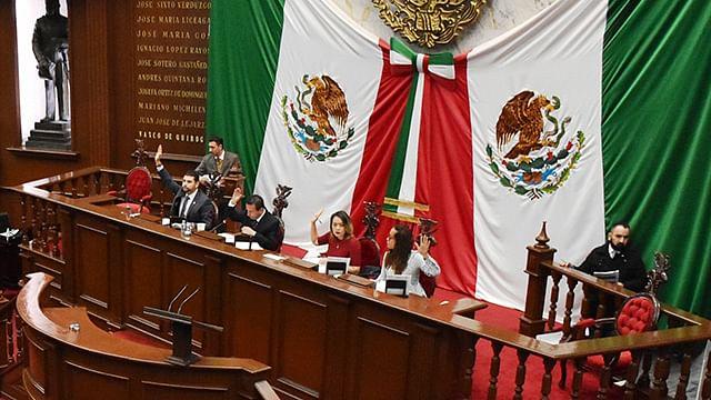 Aprueba Congreso paquete de 20 leyes de ingresos municipales