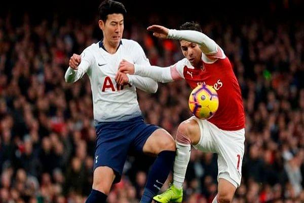 Tottenham eliminó en 4tos de final al Arsenal de la EFL Cup
