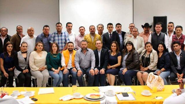 Exige PRD mayor presupuesto para Municipios de Michoacán