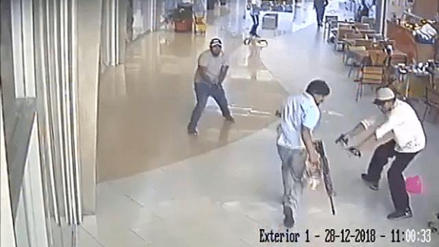 Sujetos armados roban más de un millón de pesos en Zona Diamante de Acapulco