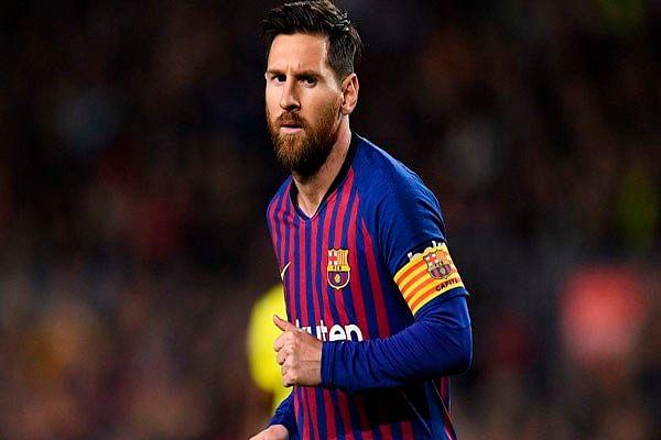 Lionel Messi se consagró como máximo goleador a nivel mundial del 2018