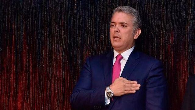Investigan planes de un presunto ataque contra el presidente de Colombia