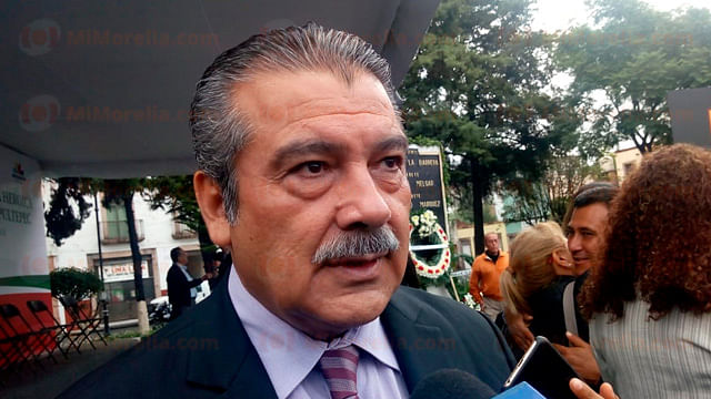 Hay coordinación entre los tres niveles de gobierno para fijar estrategia de seguridad en Morelia: Morón