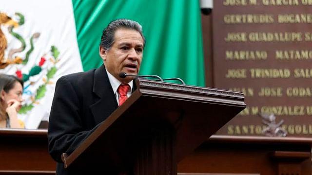 Propone Osiel Equihua aumentar presupuesto de Salud en Michoacán