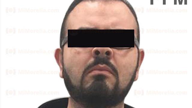Confirma FGR detención de El Gerber por delincuencia organizada