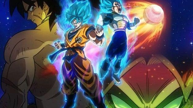 """""""Dragon Ball Super: Broly"""" rompe taquillas en su primer fin de semana"""