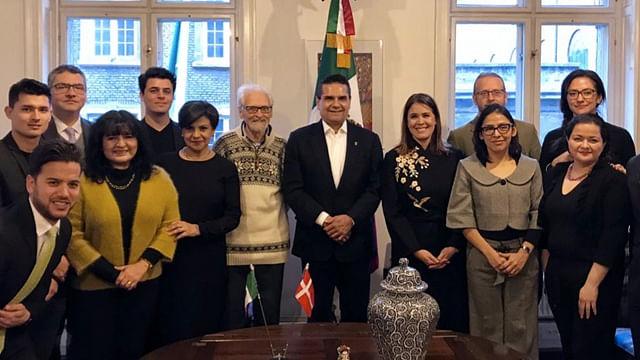 Busca Silvano Aureoles enlaces comerciales de Michoacán con el continente europeo
