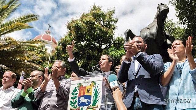 Aceptaré diálogo si Maduro renuncia su cargo: Juan Guaidó
