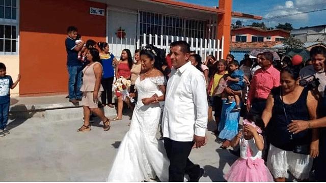 Investigan a maestro centista por celebrar su boda en una primaria